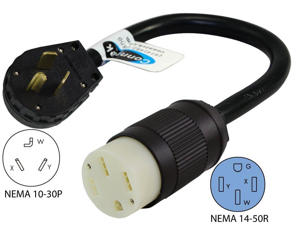 Ev Wall Charger Installation 30 Amp Dryer Plug Wiring Diagram